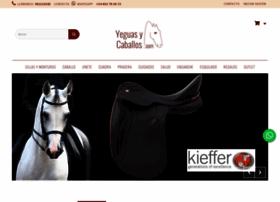yeguasycaballos.com