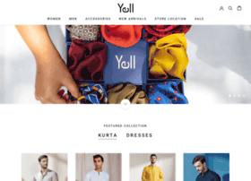 yellclubwear.com