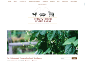 yellowbirchhobbyfarm.com