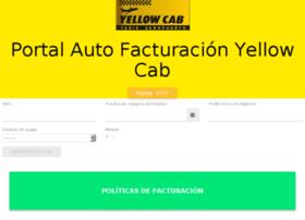yellowcab.sufacturacion.mx