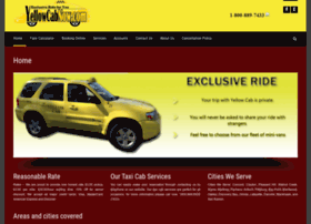 yellowcabnow.com