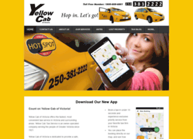 yellowcabvictoria.com