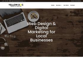 yellowdogwebsitedesign.com