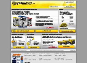 yellowhost.de