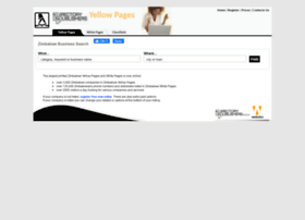 yellowpages.co.zw
