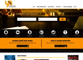 yellowpagesalbania.com