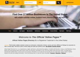 yellowpagesdirectoryinc.com