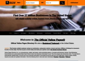 yellowpagesgoesgreen.org