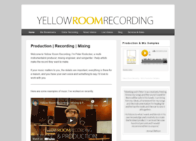 yellowroomrecording.com
