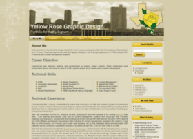 yellowrosegraphicdesign.com