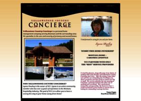 yellowstonecountryconcierge.com
