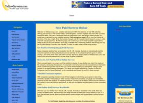 yellowsurveys.com