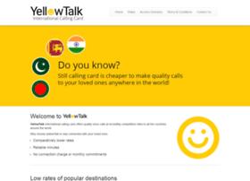 yellowtalk.com