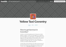 yellowtaxicoventry73.tumblr.com