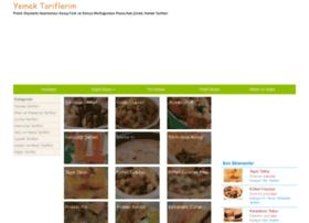 yemektariflerim.info