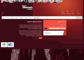yemeniwomenleaders.org