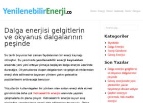 yenilenebilirenerji.co