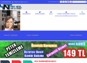 yeninesiltesisat.com