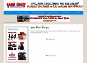 yeniumitehliyet.com