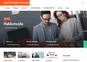 yeniumitek.com