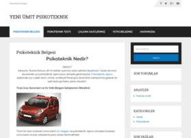 yeniumitpsikoteknik.com