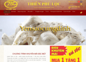 yensaocungdinh.com