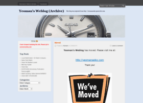 yeomansweblog.wordpress.com