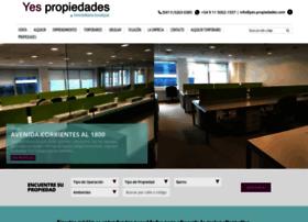 yes-propiedades.com