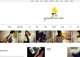 yeseonamoo.com