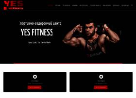 yesfitness.com.ua