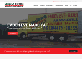 yesilovaexpress.com