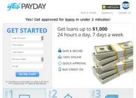 yespayday.com