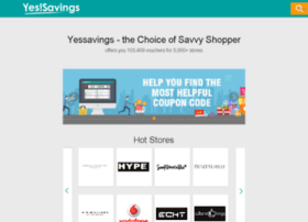 yessavings.com