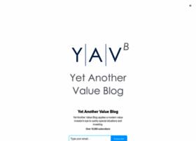 yetanothervalueblog.com