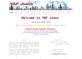 yfjeans.com