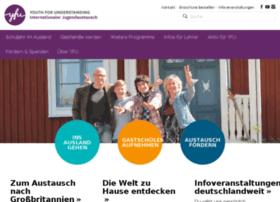 yfu-deutschland.de
