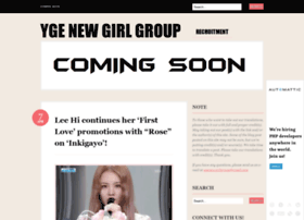 ygentnewgirlgroup.wordpress.com