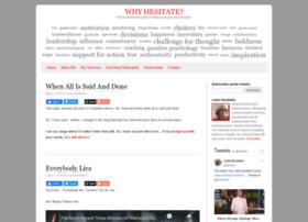 yhesitate.com