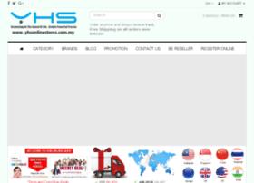 yhsonlinestores.com