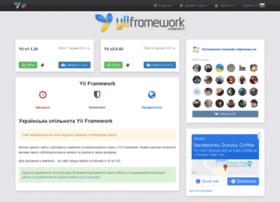yiiframework.com.ua