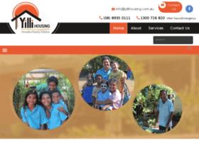 yillihousing.darwinwebdesign.com.au