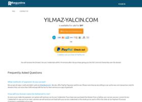yilmaz-yalcin.com