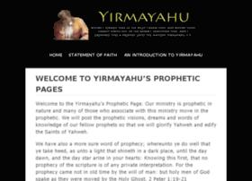 yirmayahu.info