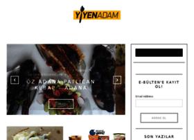 yiyenadam.com