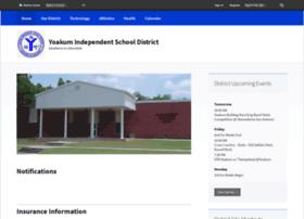 yoakumisd.net
