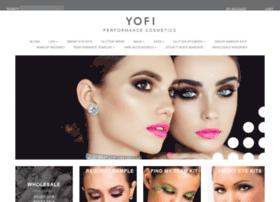 yoficosmetics.com