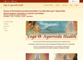 yoga-ayurveda.org