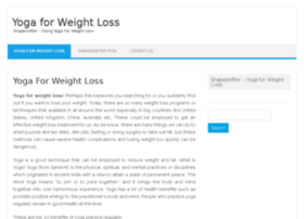 yoga-for-weight-loss.net