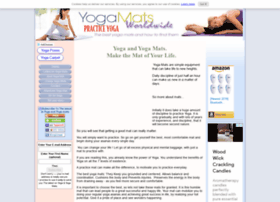 yoga-mats-worldwide.com