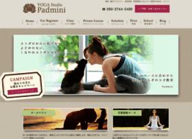 yoga-padmini.com